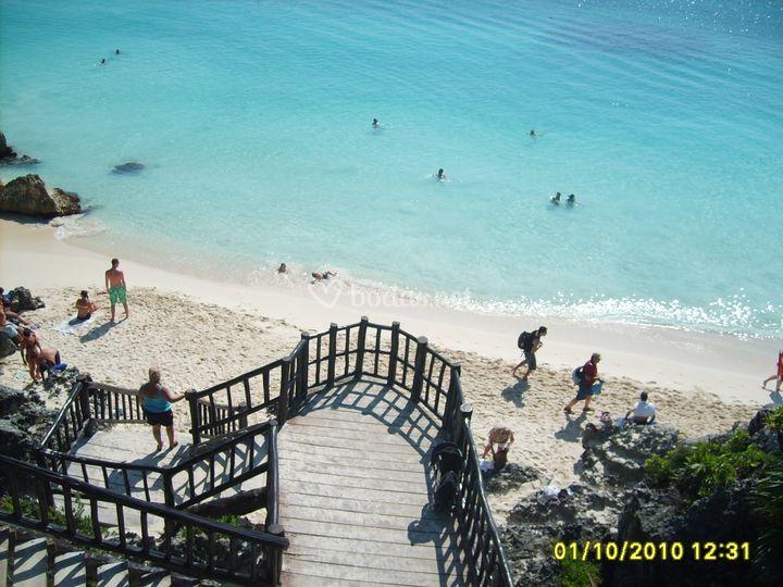 Riviera Maya, destino especial