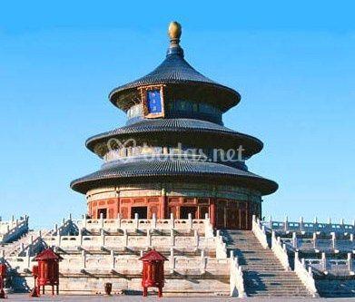 China, Beijing. La magia de una cultura milenaria...