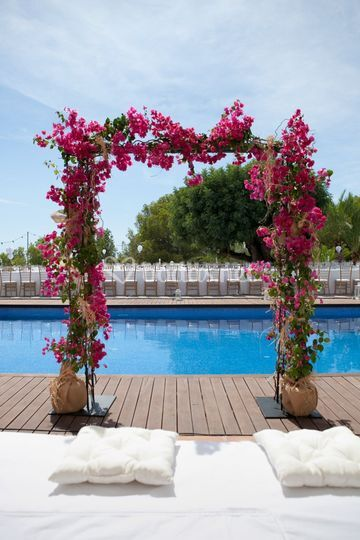 Wedding planner Casa Del Maco