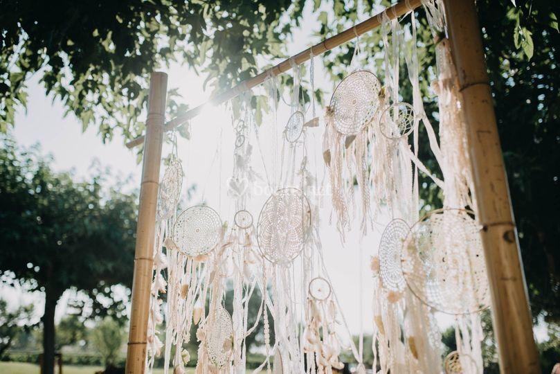 Jardín photobooth