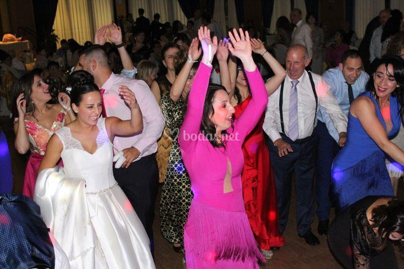 Ponte a bailar