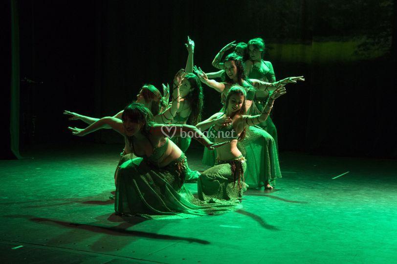 Bhalabasa - Danza del vientre y tribal