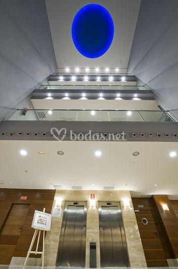 Hall Avant Aeropuerto