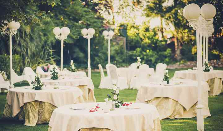 Tu boda en un jardín