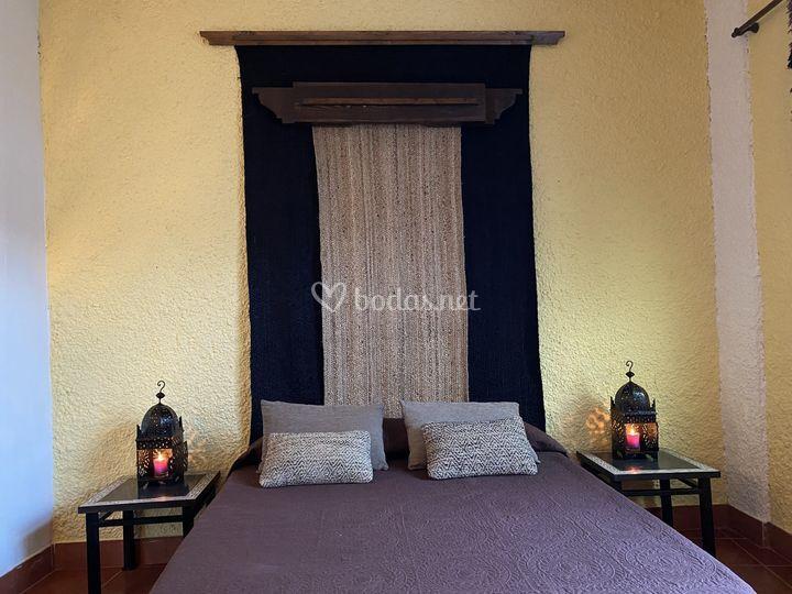 Dormitorios para invitados
