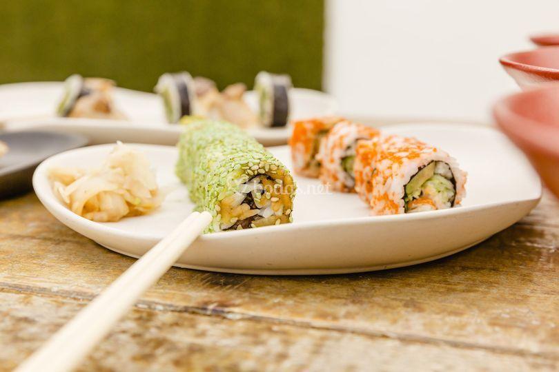 Estación de Sushi