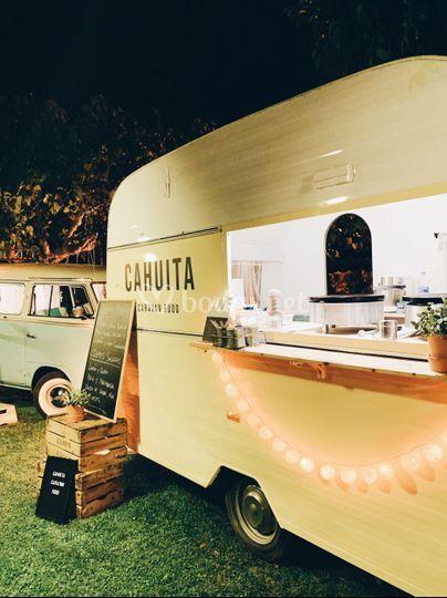 Cahuita Caravan Food