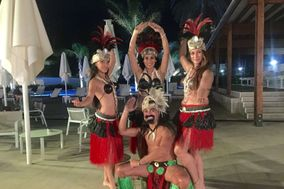 Varua Danzas de Polinesia