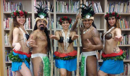 Varua Danzas de Polinesia 1