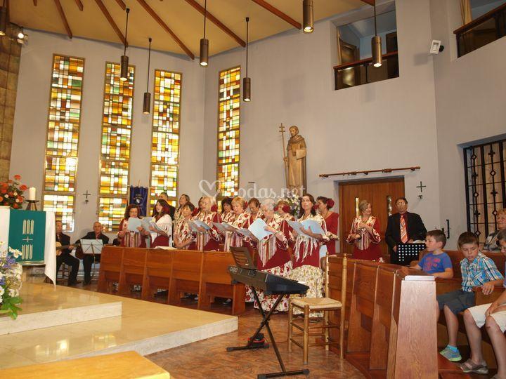Misa 4 de julio 20114
