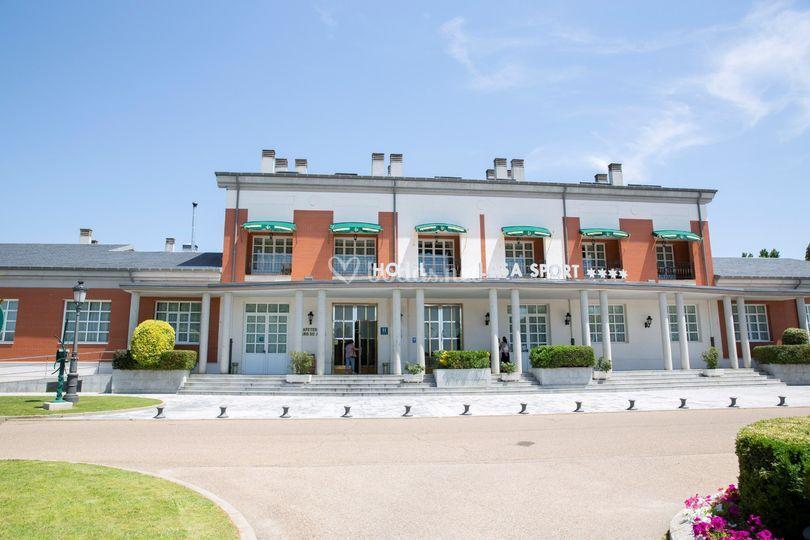 Hotel Lasa Sport ****