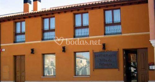 Villa de Frómista
