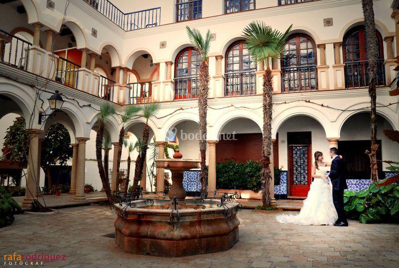 Rafa Rodríguez © boda