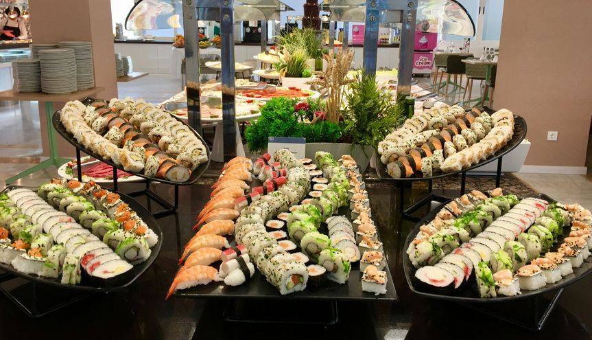 Sushi Ohm