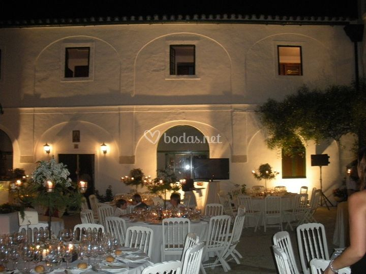 Finca para bodas Cádiz