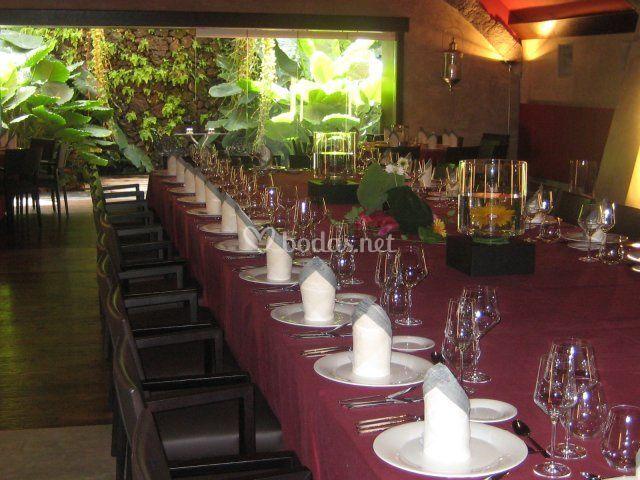 Restaurante El Aljibe del Obispo