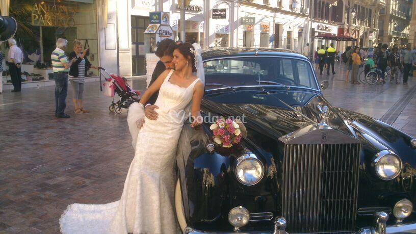 Rolls Royce Centro Málaga