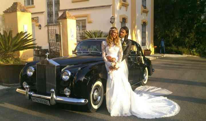 Boda Elizabeth Reyes y Sergio