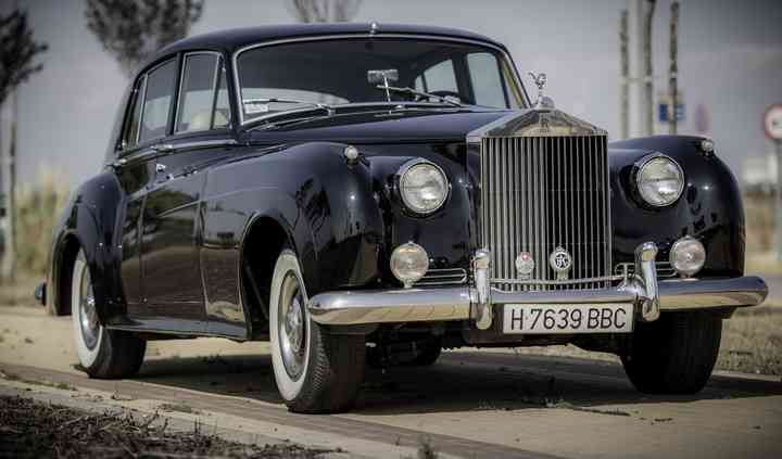 Rolls Royce 1958 Aire Acondici