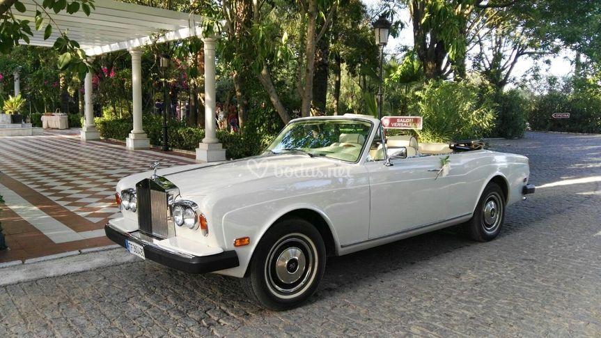 Rolls Corniche Descapotable