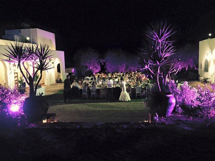 Jardines de Hotel Villa Maltes