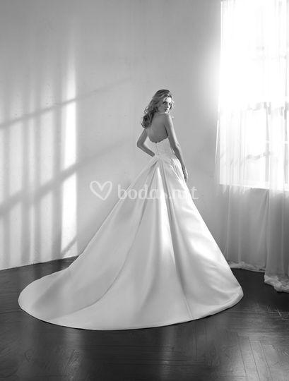 Alicia novia y ceremonia