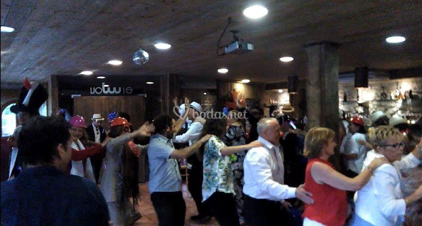 Celebración de boda en Jou Hotel