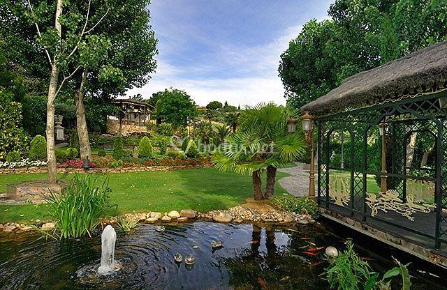 Maravillosos jardines
