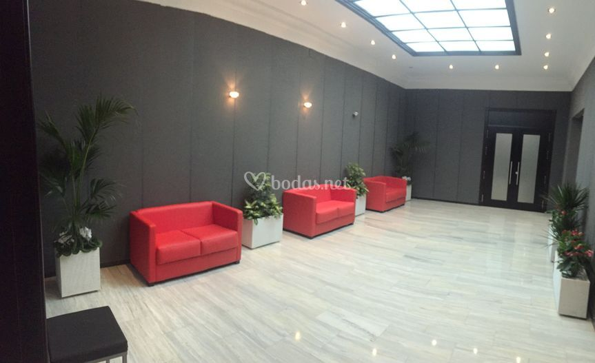 Hall salones