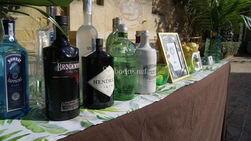 Gin córner
