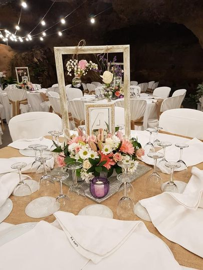 Banquete rustic - chic