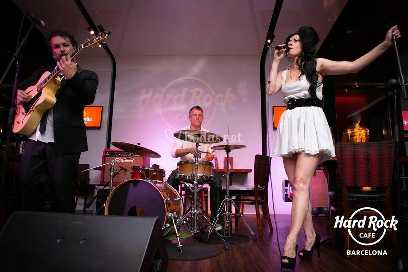 Amy winehouse tribute (trío)