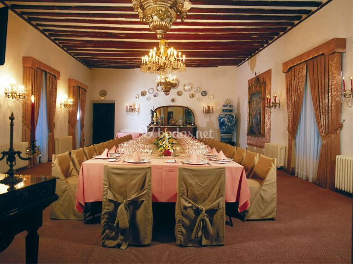Salón de los Austrias