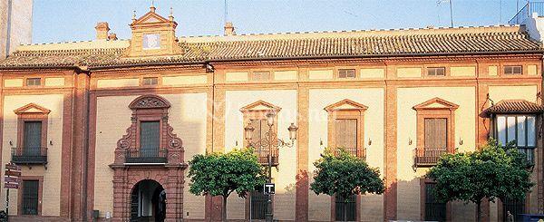 Casa de guardiola for Alquiler de casas en triana sevilla