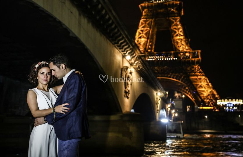 Parissss - Torre Eiffel