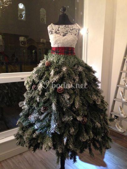 Idea del árbol de novia