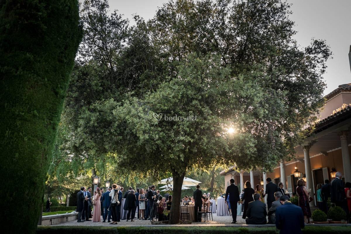 fincas de lujo para bodas madrid