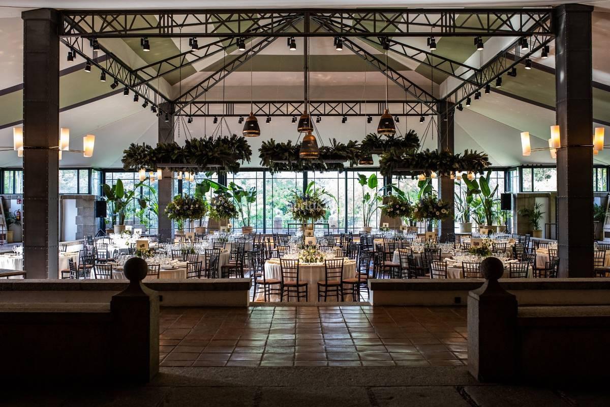fincas con jardin para bodas en madrid