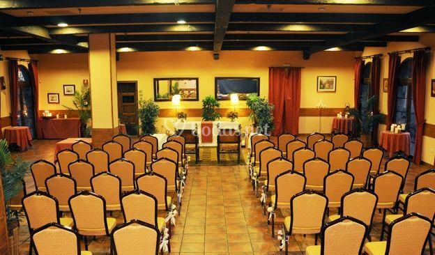 Salón para ceremonias
