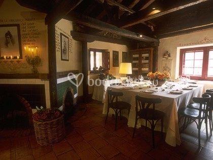 El Rancho de la Aldegüela (Restaurante)