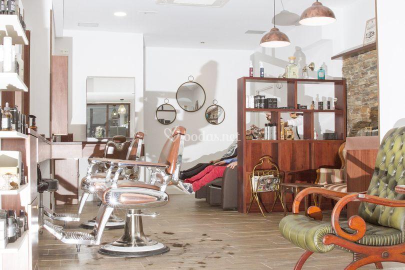 Nuestra barbería