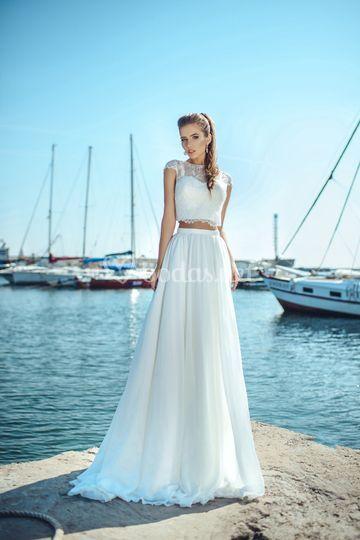 Vestido estilo griego