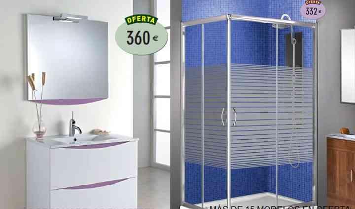 Oferta baños 2012