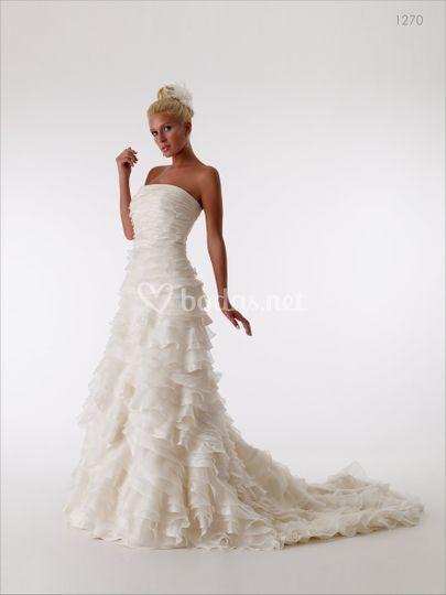 Arreglos vestidos de novia zaragoza