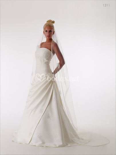Arreglos vestidos de novia pamplona
