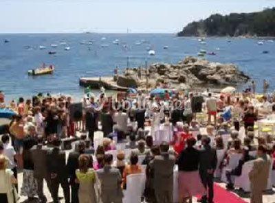 Celebración de bodas 2004
