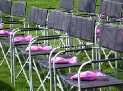 Alquiler de mobiliario 2007