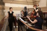 Trío de cuerda con soprano