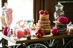 Tartas y dulces - candy bar