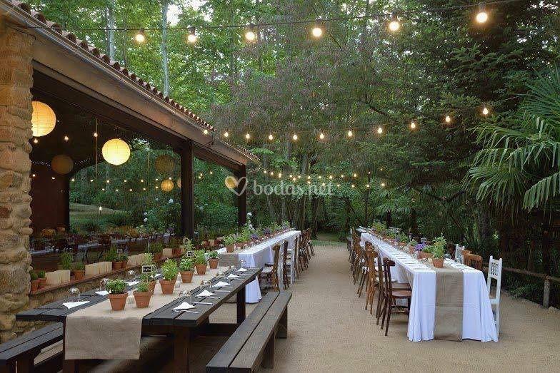 Banquete rural